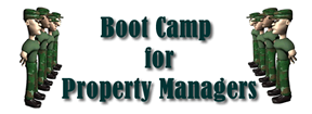Boot Camp for Property Managers